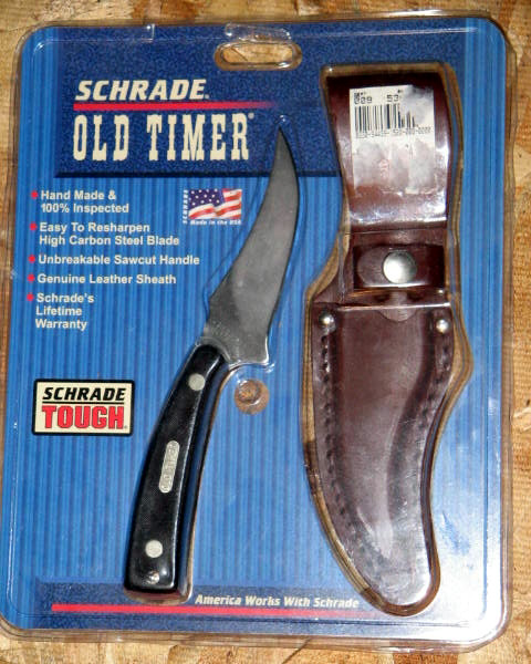 Schrade wasn